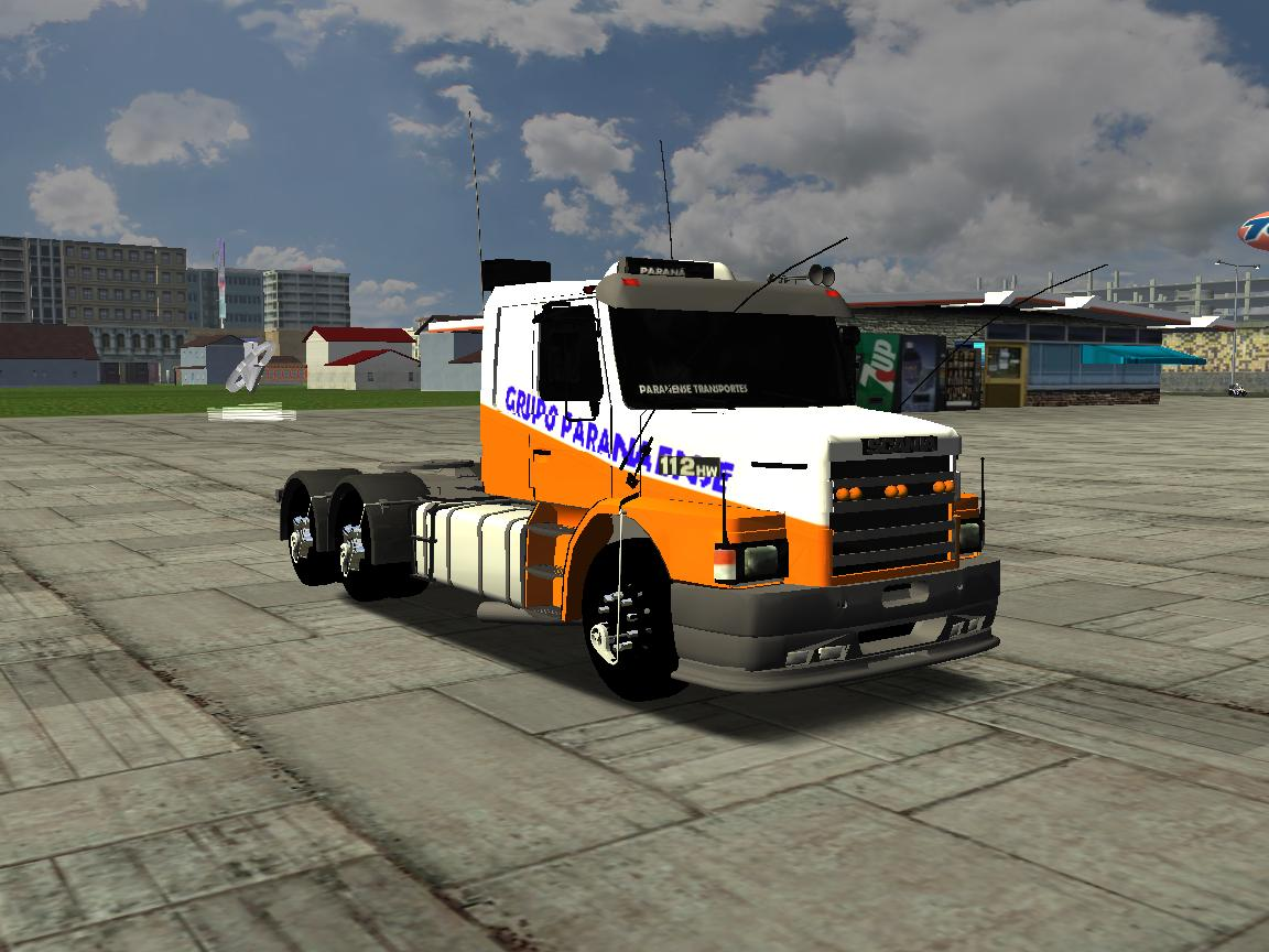 GRÁTIS SCANIA HAULIN FRONTAL PARA DOWNLOAD