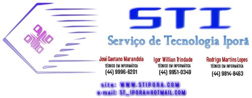 SERVIÇO DE TECNOLOGIA IPORA