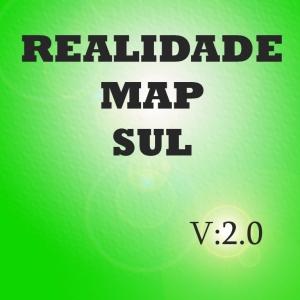 realidade map sul versão 2.0 para haulin